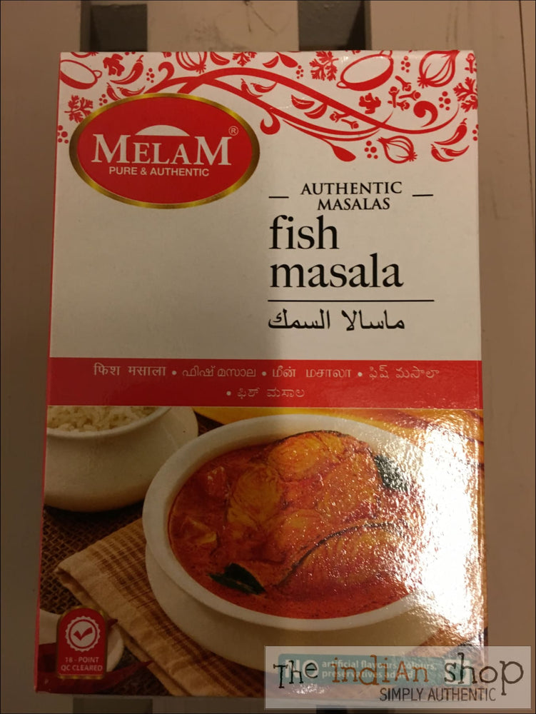 Melam Fish Masala - Mixes