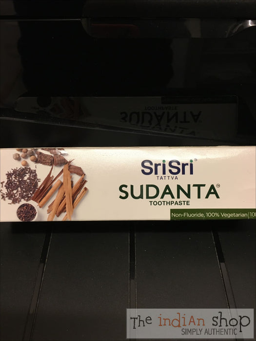 SriSri Sudanta Toothpaste - Beauty and Health