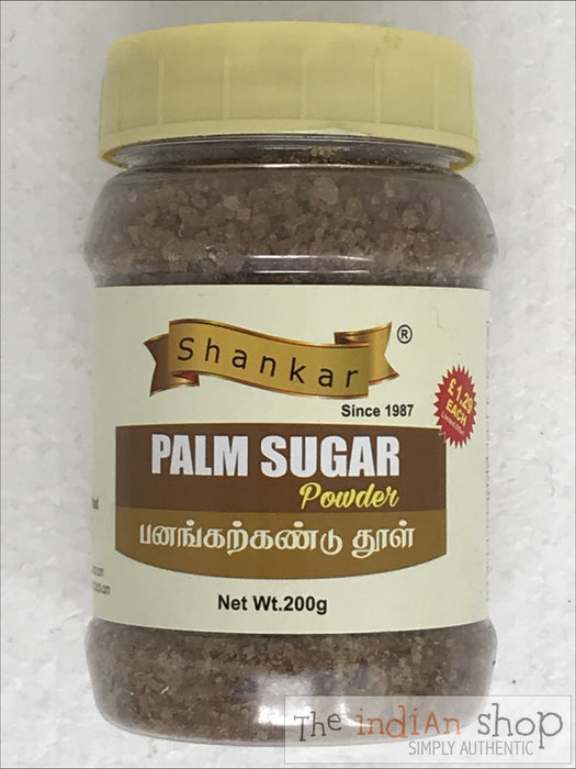 Palm Sugar Powder Bottle - 200 g - Other interesting things