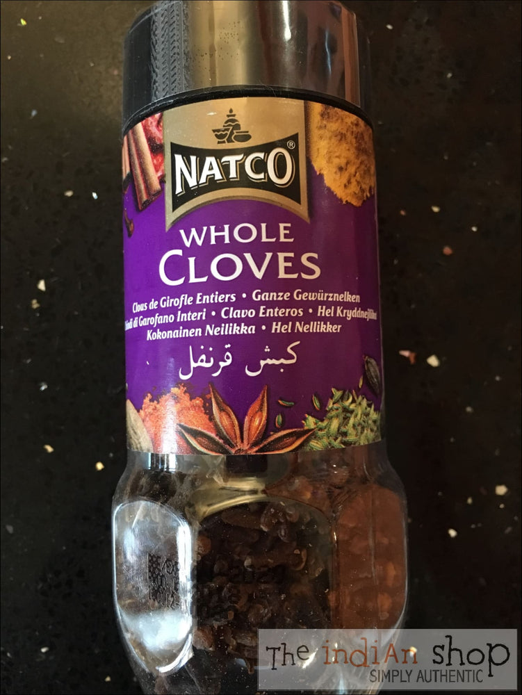 Natco Cloves Whole Jar - Spices
