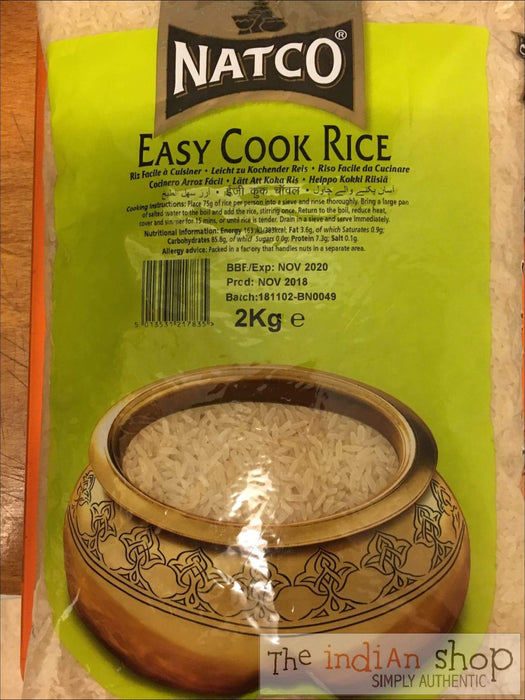 Natco Easy Cook Rice - Rice