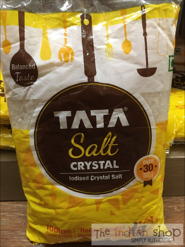 TATA Rock Salt - 1 Kg - Spices