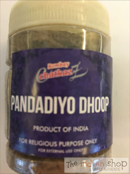 Bombay Chatkaz Pandadiyo Dhoop - Pooja Items