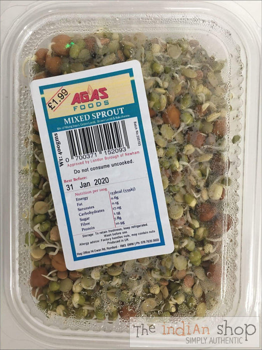 Agas Mixed Sprouts - Chilled Food