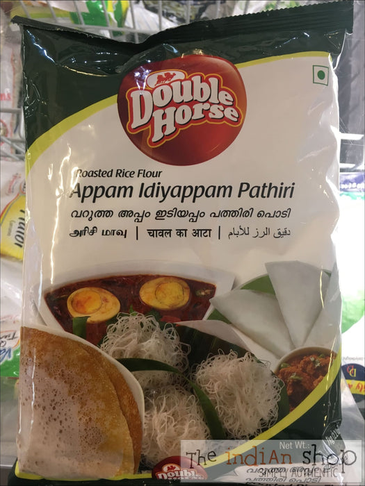 Double Horse Appam Idiyyappam Pathiri Mix - Other Ground Flours