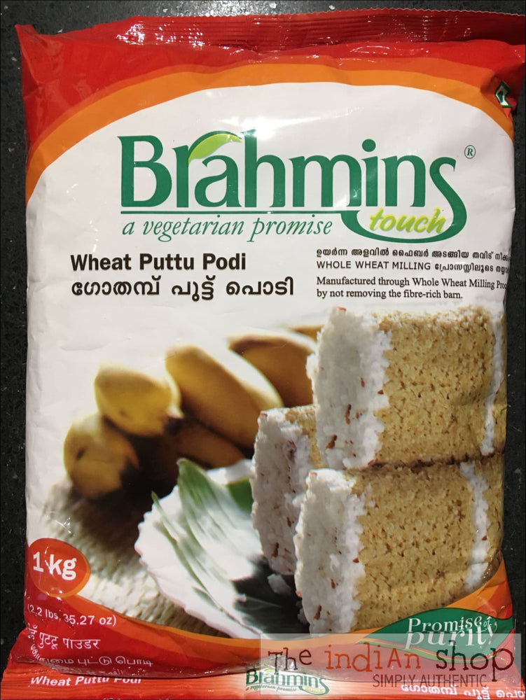 Brahmins Wheat Puttu Podi - Other Ground Flours
