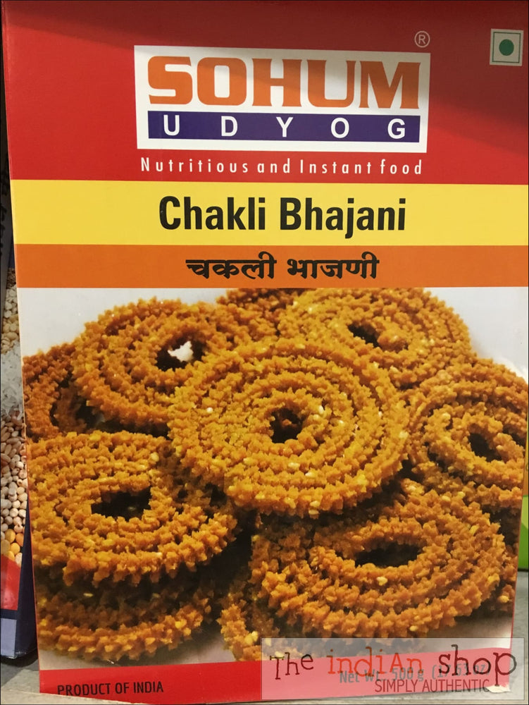 Sohum Chakali Bhajani - Other Ground Flours