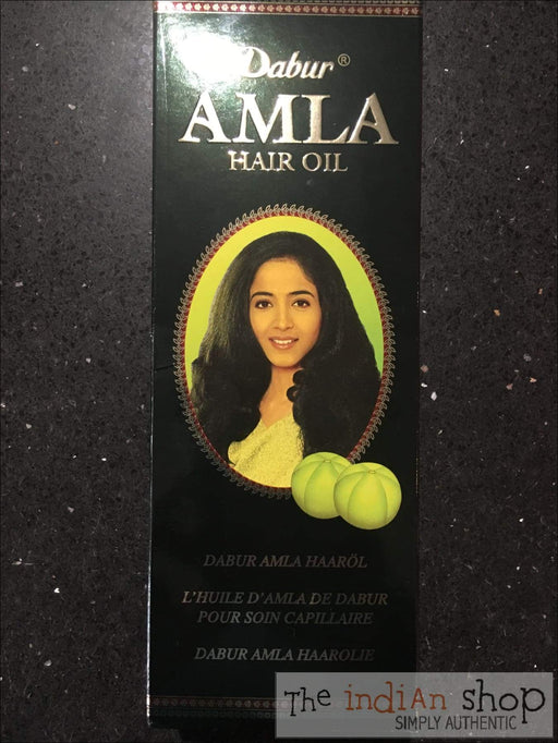 Dabur Amla Hair Oil - Beauty and Health