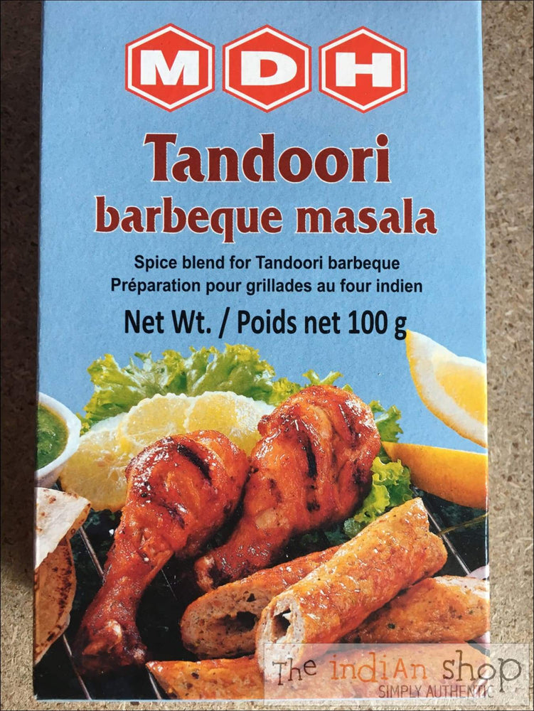 MDH Tandoori Barbeque Masala - Mixes