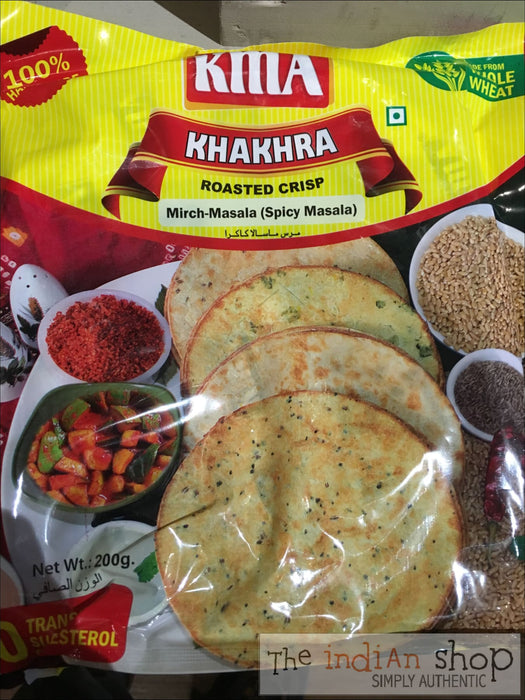 KMA Khakhra Mirch Masala - Snacks