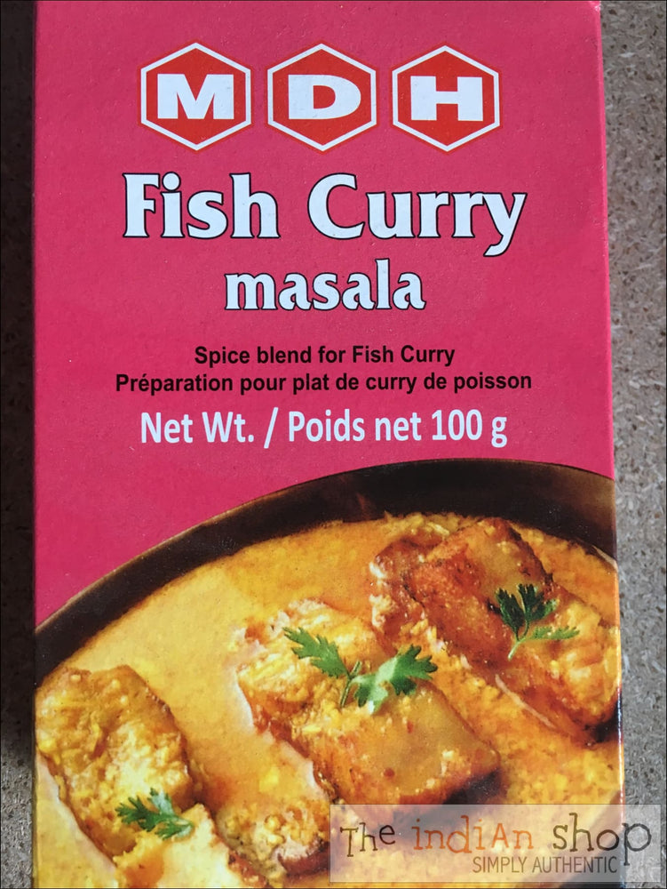 MDH Fish Curry Masala - Mixes