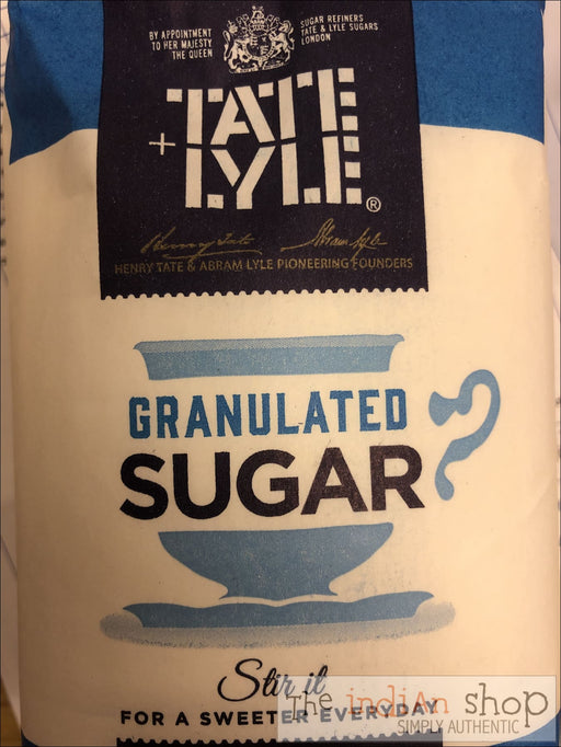 Tate and Lyle White Granulated Sugar - 1 Kg - Other interesting things