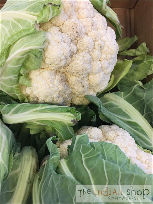Cauliflower - Fruits and Vegetables