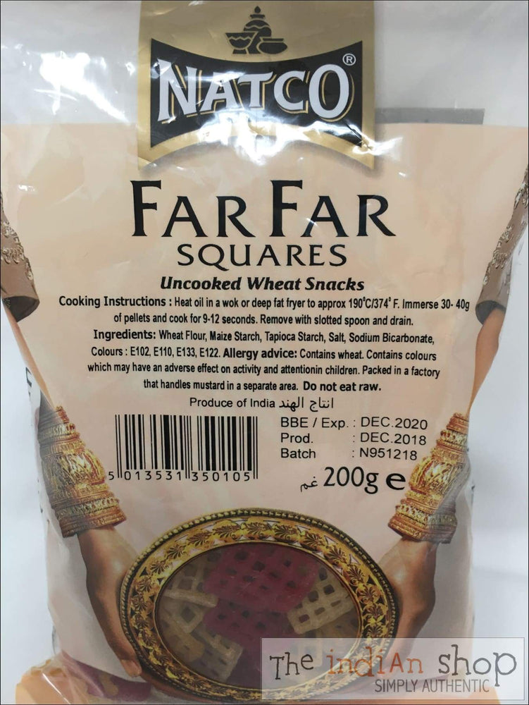 Natco Far Far Squares - Appallams