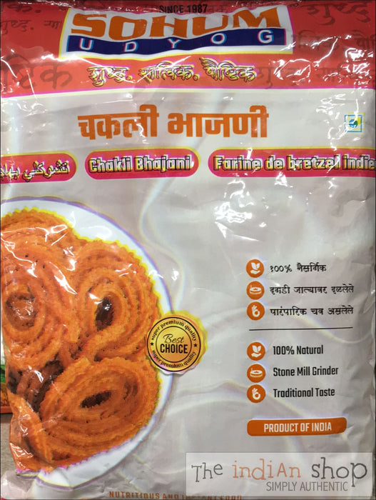 Sohum Chakali Bhajani - 500 g - Other Ground Flours