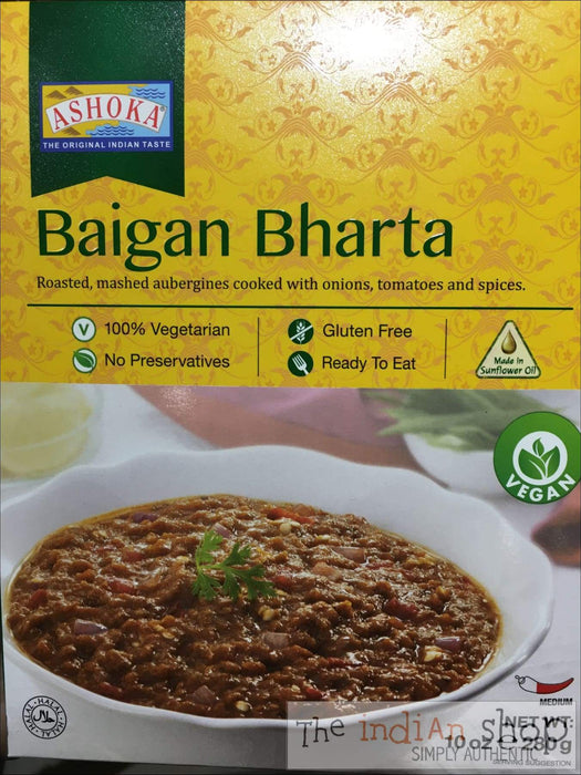 Ashoka Baigan Bharta RTE - Ready to eat