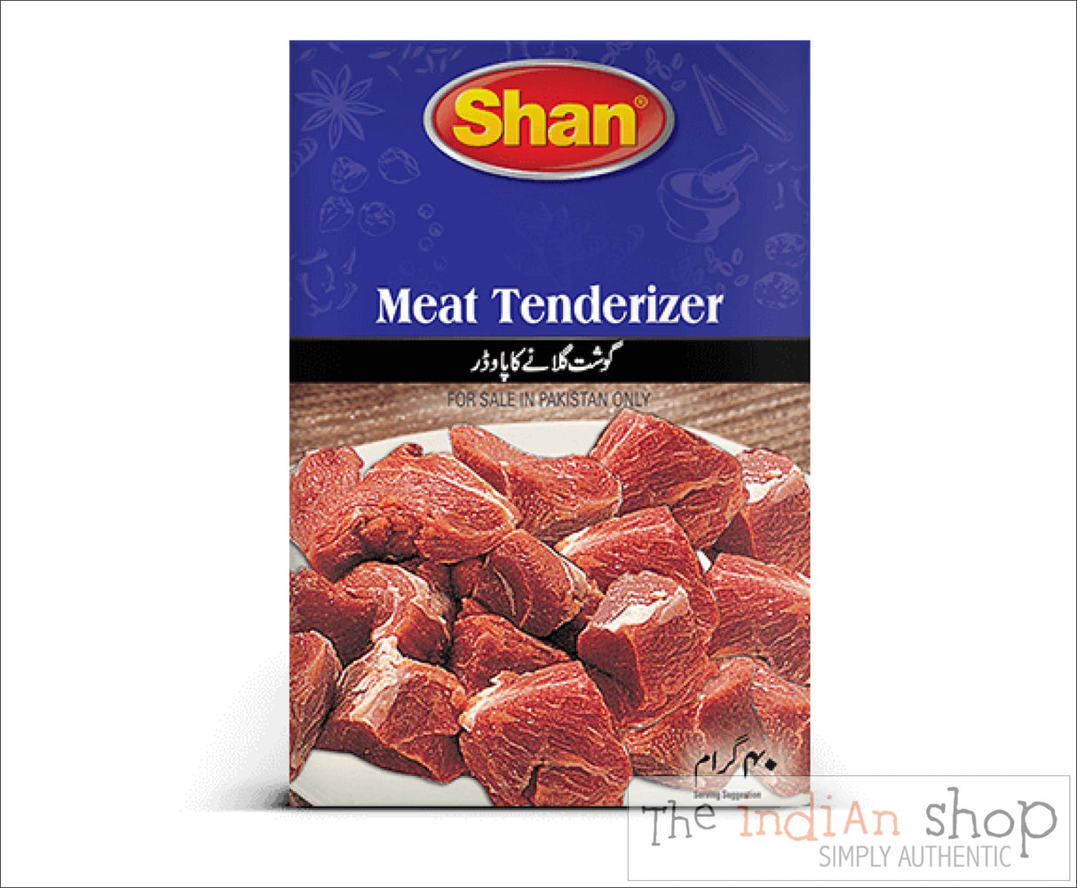 Shan Meat Tenderizer - 40 g - Mixes