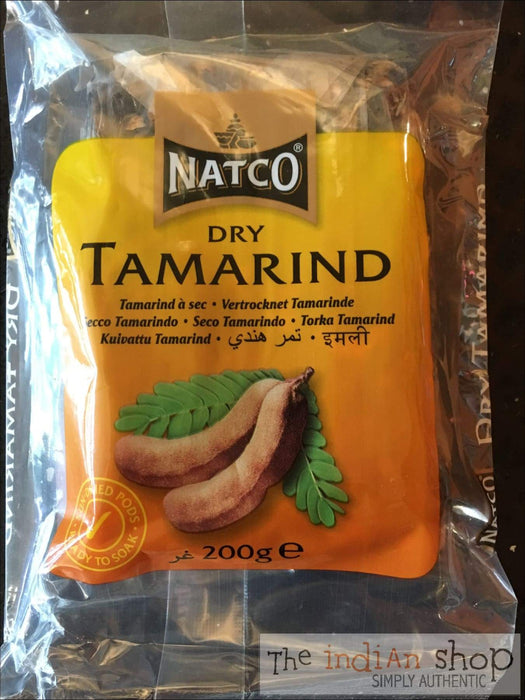 Natco Tamarind Slab Dry - Spices
