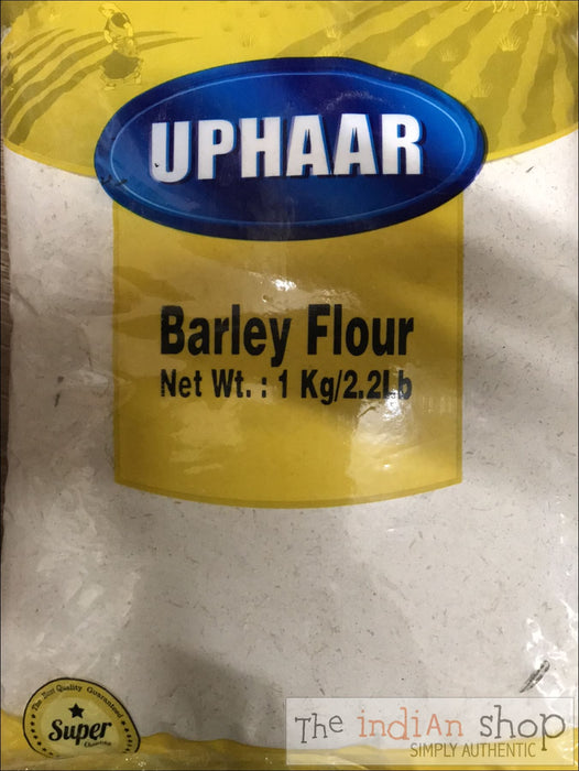 Uphaar Barley Flour - 1 Kg - Other Ground Flours