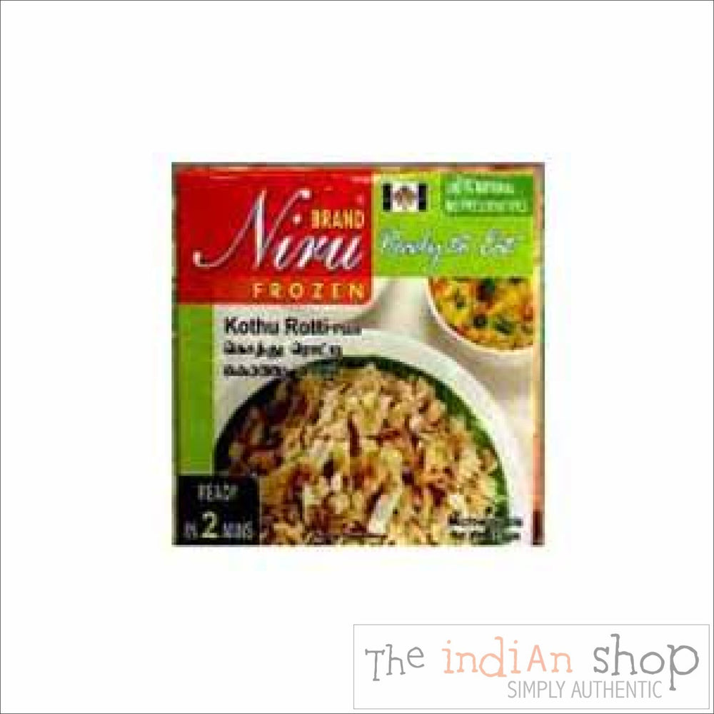 Niru Kotthu Roti - 375 g - Frozen Indian Breads