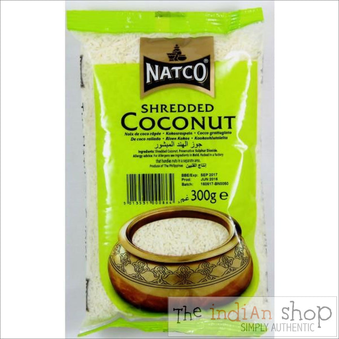 Natco Shredded Coconut - Other Ground Flours