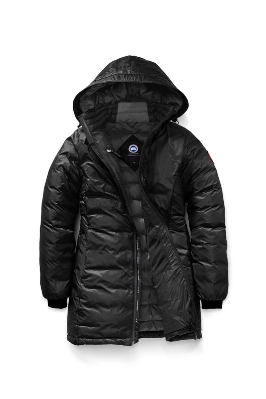 CAMP HOODED JACKET - Canada Goose ísland