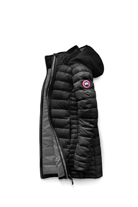 BROOKVALE HOODED COAT - Canada Goose ísland