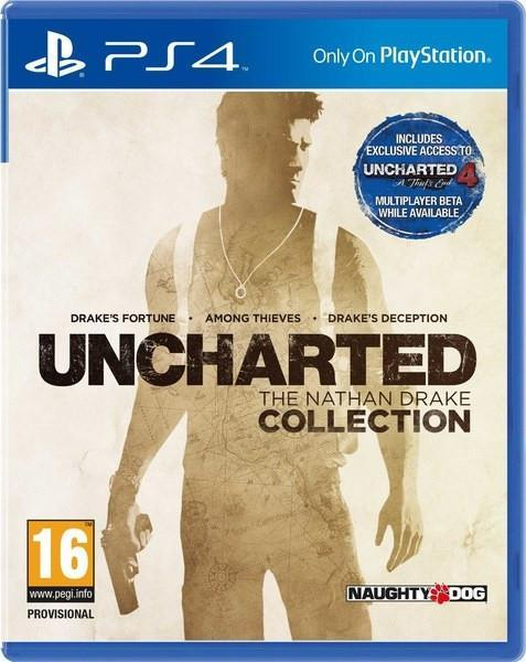 Uncharted: The Nathan Drake Collection (PS4) - GameIN