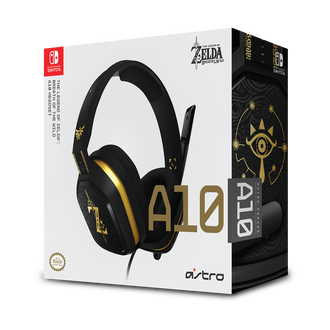 Astro A10 Breath of the Wild Edition (PS4, XB1, Nintendo Switch + PC) - GameIN