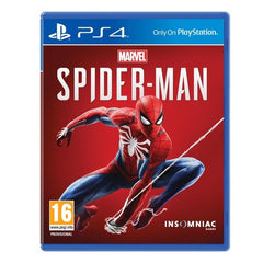 Marvel's Spider-Man + DLC (PS4) - GameIN