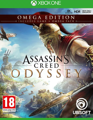 Assassin's Creed: Odyssey Omega Edition (Xbox One) - GameIN