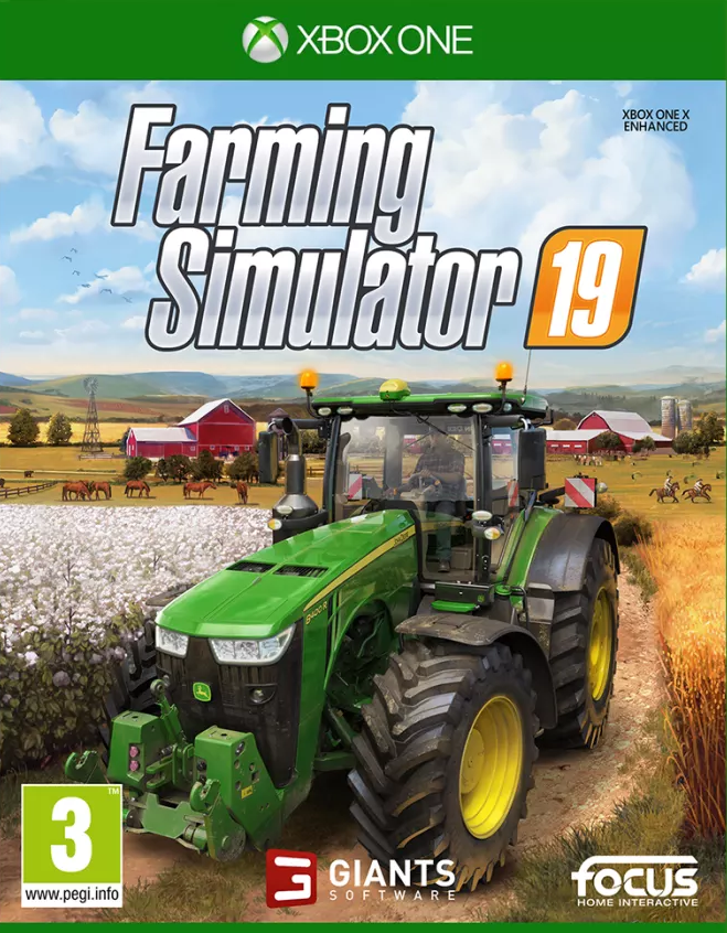 Farming Simulator 19 (Xbox One) - GameIN