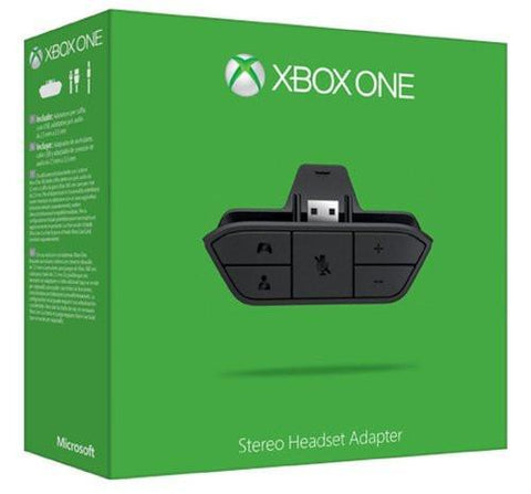 Official Xbox One Stereo Headset Adapter - GameIN