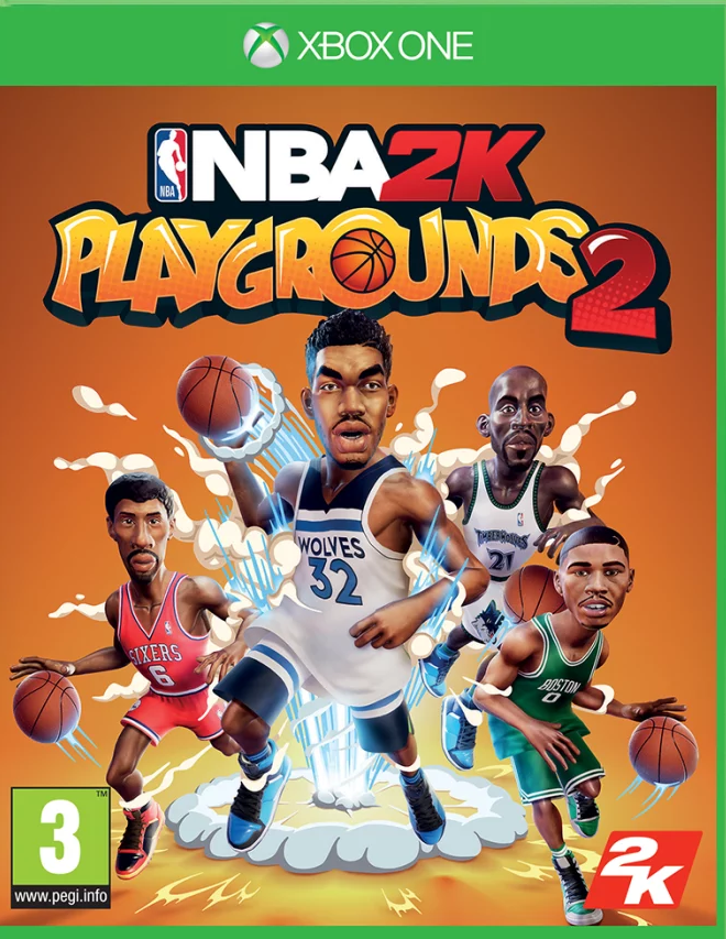 NBA 2K Playgrounds 2 (Xbox One) - GameIN