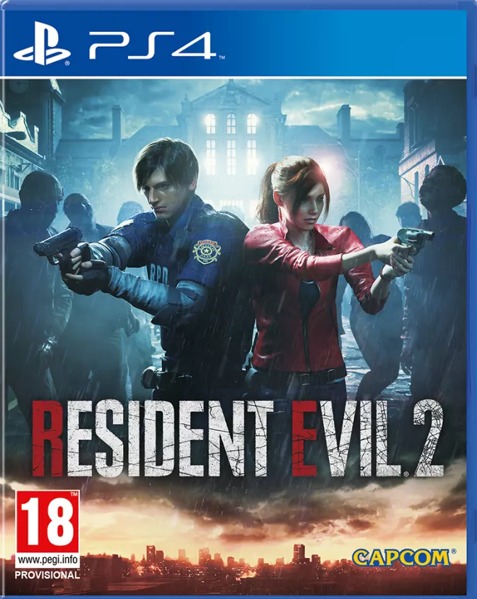 Resident Evil 2 Remake (PS4) - GameIN