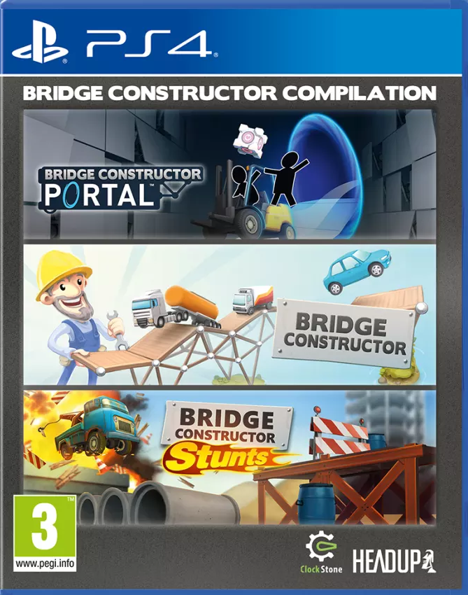 Bridge Constructor Compilation (PS4) - GameIN