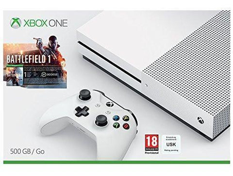 Xbox One S Battlefield Bundle (500GB) - GameIN