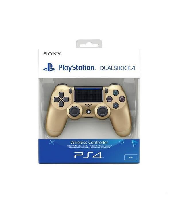 Sony DualShock 4 Wireless Controller - Gold - GameIN