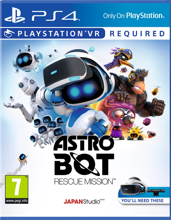 Astro Bot Rescue Mission (PSVR) - GameIN