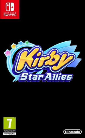 Kirby Star Allies (Nintendo Switch) - GameIN