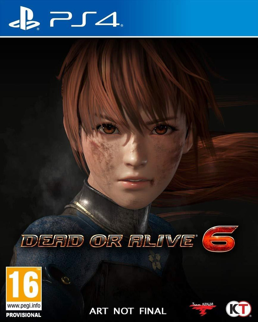 Dead or Alive 6 (PS4) - GameIN