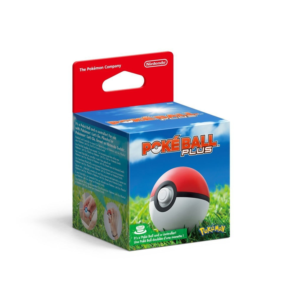 Nintendo Poke Ball Plus (Nintendo Switch) - GameIN