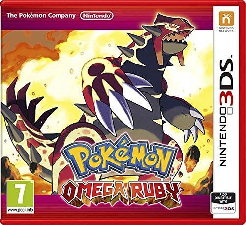 Pokémon Omega Ruby (3DS) - GameIN