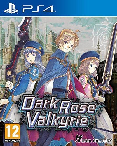 Dark Rose Valkyrie (PS4) - GameIN
