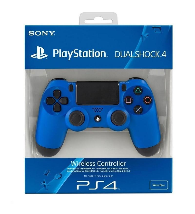Sony PlayStation DualShock 4 - Wave Blue - GameIN