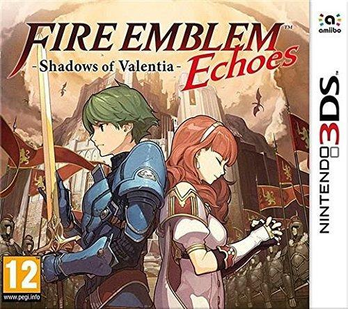 Fire Emblem Echoes: Shadows of Valentia (3DS) - GameIN
