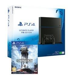 Sony PlayStation 4 1TB with Star Wars Battlefront - GameIN