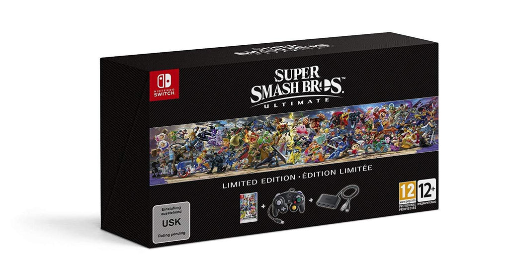 Super Smash Bros. Ultimate Limited Edition (Nintendo Switch) - GameIN