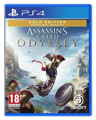 Assassins Creed Odyssey Gold Edition (PS4) - GameIN