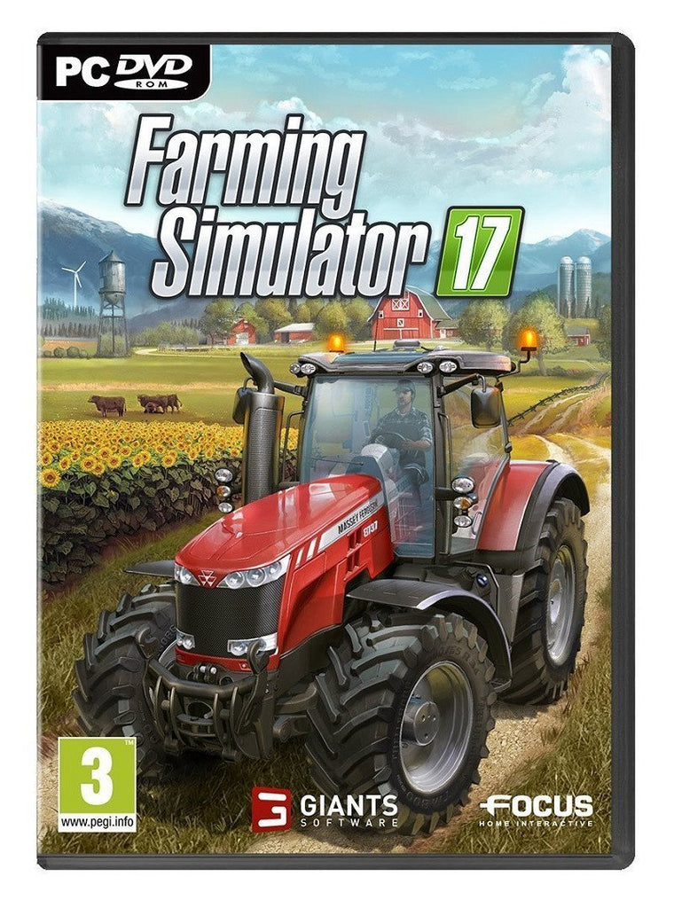 Farming Simulator 17 (PC) - GameIN
